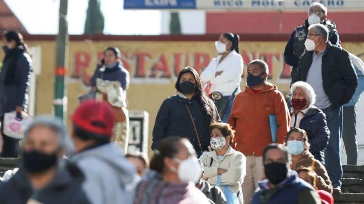 SSA confirma 180 mil 536 decesos y más de 2 millones de contagios por Covid-19 en México