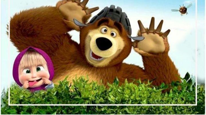 ¿A tu hijo le gusta 'Masha y el Oso'? Entonces estas caricaturas le encantarán