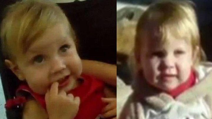 De pesadilla: Bebé de 2 años agonizó hasta morir; sus padres la torturaron y quemaron viva