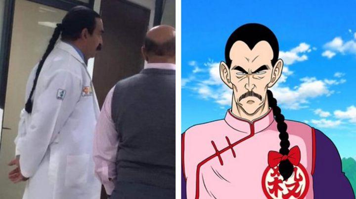 Se viraliza divertida foto del 'Doctor Tao Pai Pai' y los memes no se hacen esperar