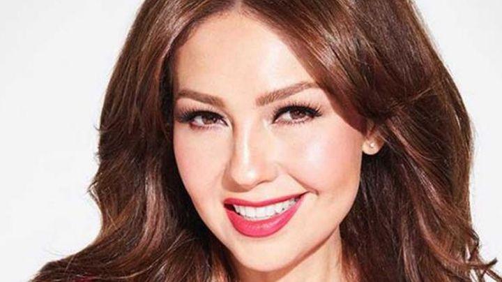 Thalía recuerda el rumor de sus costillas y responde fuerte a críticas de su aspecto en TikTok