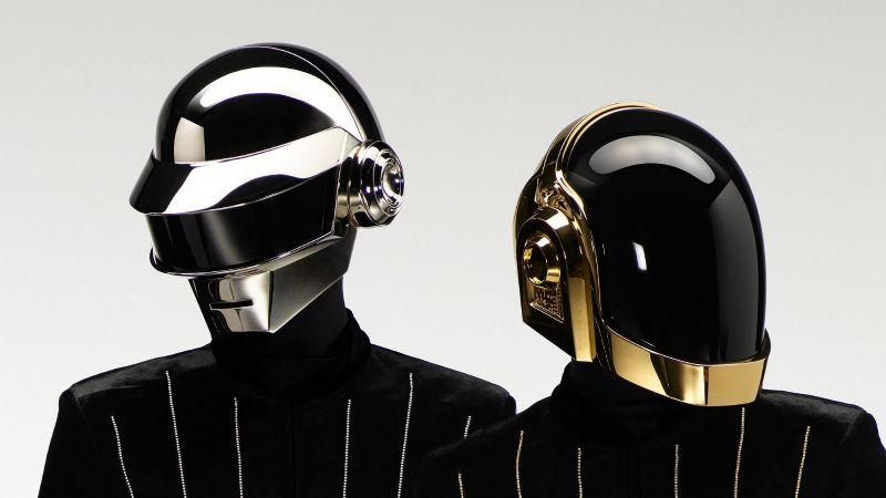 ¡Adiós Daft Punk! Estas son las 5 mejores canciones que dejan para recordarlos