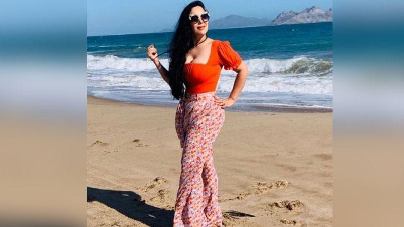 Ex de Valentín Elizalde atrapa miradas al hacer encantadora aparición en Instagram