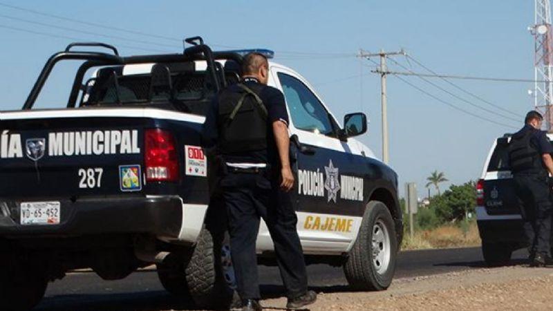 Encuentran hombre golpeado en el Valle del Yaqui; estaba amarrado de pies y manos