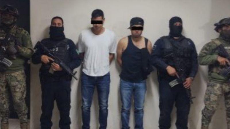 Ciudad Obregón: Identifican a secuestradores arrestados en la Benito Juárez