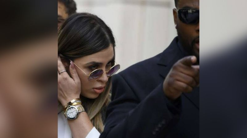 Golpe al 'Chapo' Guzmán: Cae Emma Coronel, esposa del exlíder del Cártel de Sinaloa, por narcotráfico