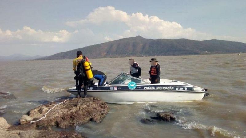 Miguel y su hija Ginebra, de 7 años, salieron a pasear al lago; son hallados muertos 7 días después