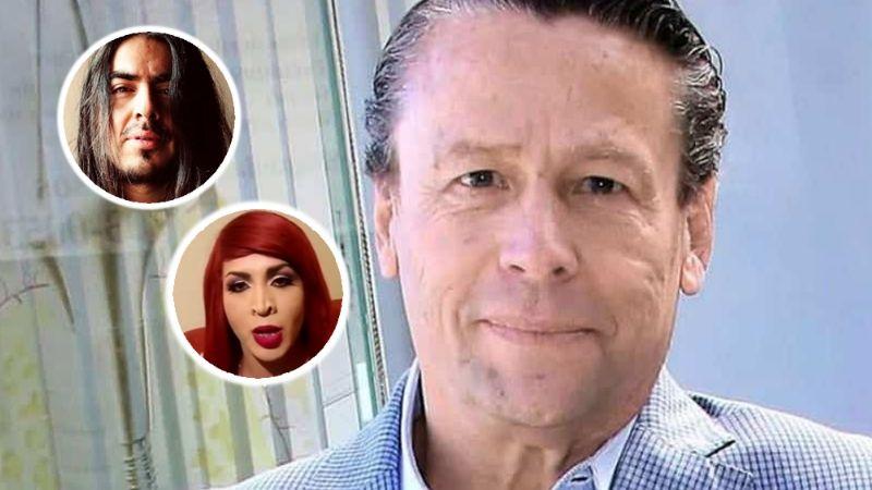 Mujer trans asegura que Alfredo Adame la contrató para difamar a Rey Grupero