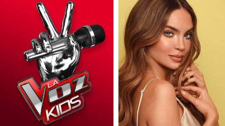 ¿Renunció a 'La Voz'? Belinda revela que grabará gran proyecto fuera de TV Azteca