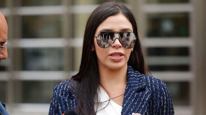 Tras arresto de Emma Coronel en EU, difunden foto de la esposa del 'Chapo' Guzmán en la cárcel