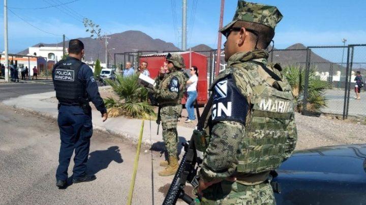 Código Rojo en Guaymas: Comando armado irrumpe en vivienda y 'levanta' a hombre