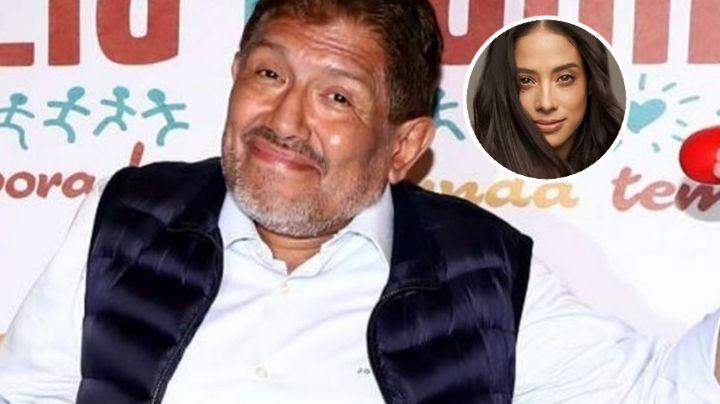 """""""Yo la contrataría"""": Juan Osorio sale en defensa de Fátima Molina ante las malas críticas"""