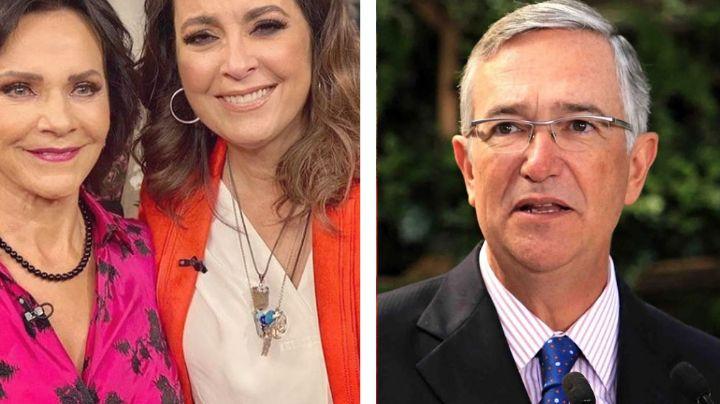 TV Azteca: Aurora Valle traiciona a Pati Chapoy y revela esto de Salinas Pliego
