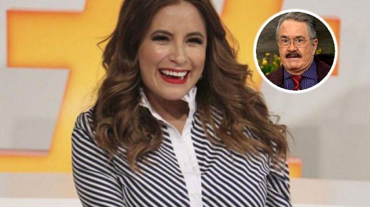 """""""Viejito amargado"""": Linet Puente se las cobra al responderle a Pedro Sola por sus insultos"""