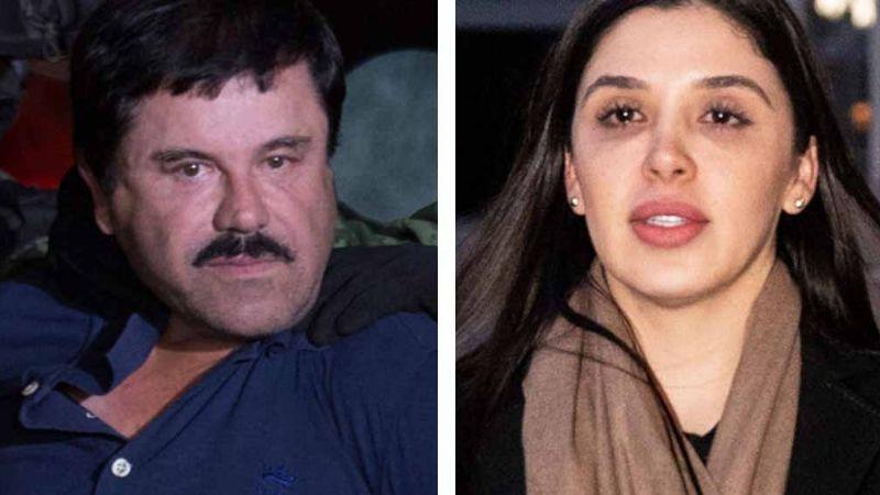 Emma Coronel: Esposa del 'Chapo' Guzmán' se declarará no culpable por narcotráfico en EU