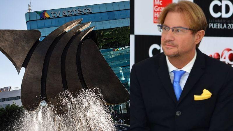 Tras denuncias de abuso en TV Azteca, Andrés Roemer deja su puesto en la Unesco
