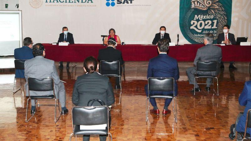 SAT: Este es el plan de Raquel Buenrostro para que las grandes empresas paguen impuestos
