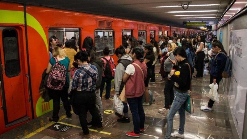 CDMX: Por crisis nerviosas, van más de 5 intentos de suicidio en el Metro durante el 2021