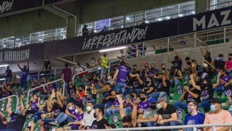 Liga MX: El 'Kraken' de Mazatlán, el primer estadio en recibir público con medidas Covid-19