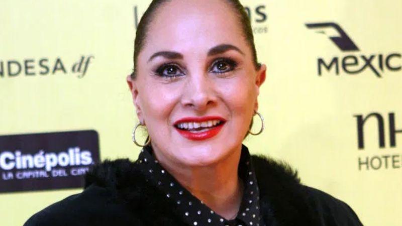 A casi 5 años de dejar las telenovelas, Susana Dosamantes vuelve a Televisa con nuevo trabajo