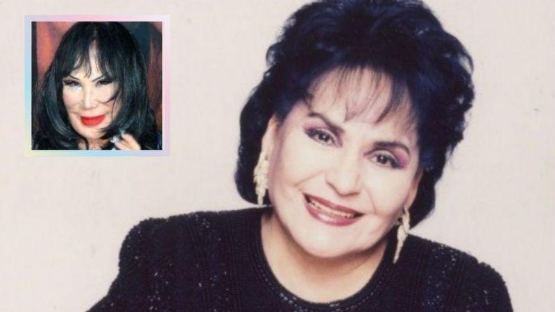 ¡Hay pleito! Carmen Salinas reprocha que le pagó las cirugías en la cara a Lyn May