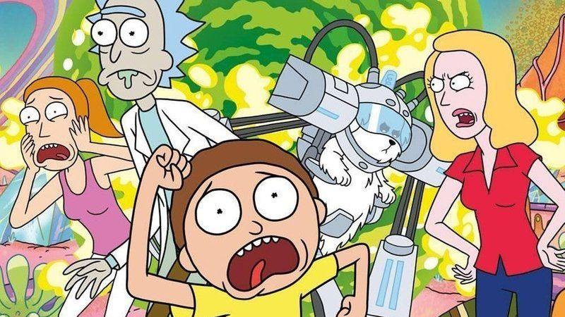 ¡Ya no extrañes a 'Rick y Morty'! Estas caricaturas son muy parecidas a ellos