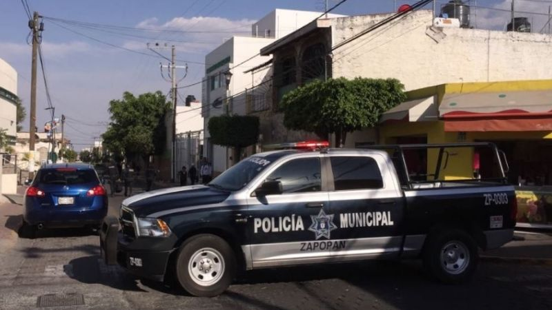 Mujer sale del gimnasio y sicario la mata de un tiro en la cabeza; intentó escapar en su camioneta