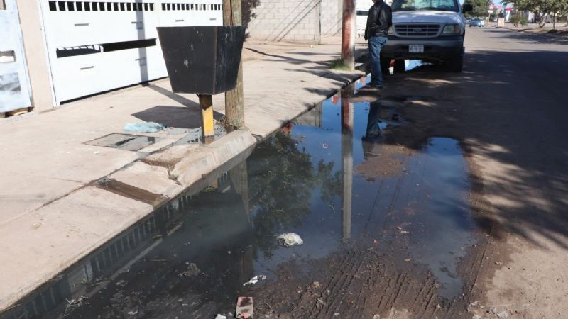 Situación insostenible: colapso de drenajes no cesa en Cajeme, a diario hay 30 más