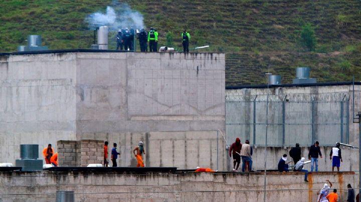 Alerta en Ecuador por violencia: Van 79 muertos por violentos motines en tres cárceles