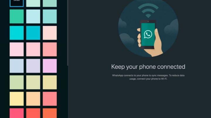WhatsApp Web: Es posible dar un toque único a la versión de escritorio con este truco