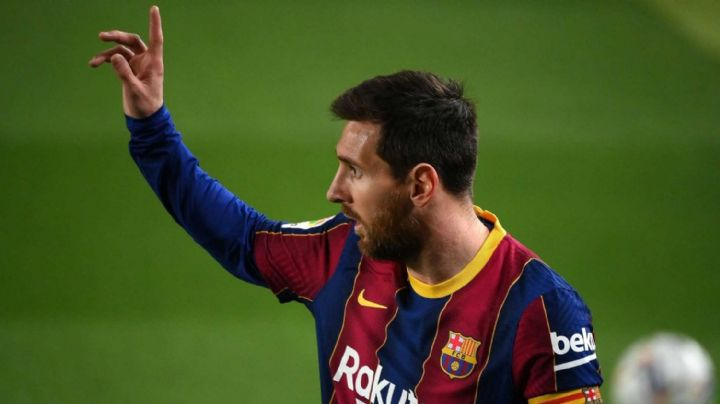 VIDEO: Messi ilusiona al barcelonismo con un gol 'a lo Messi' ante el Elche
