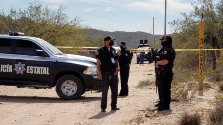 Terrible hallazgo: Hombre descubre un cadáver a la orilla del camino; tenía huellas de violencia
