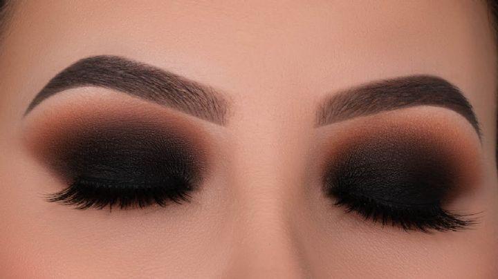 ¡Mirada impactante! Descubre cómo hacer un maquillaje de ojos ahumados paso a paso