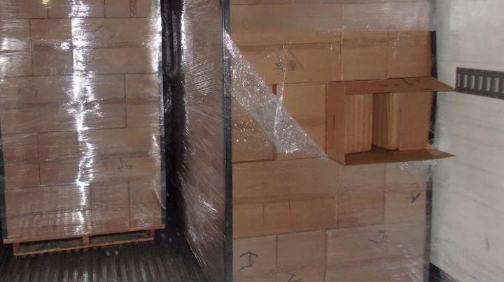 Tijuana: Hallan 27 millones de dólares de marihuana oculta en cargamento de papayas