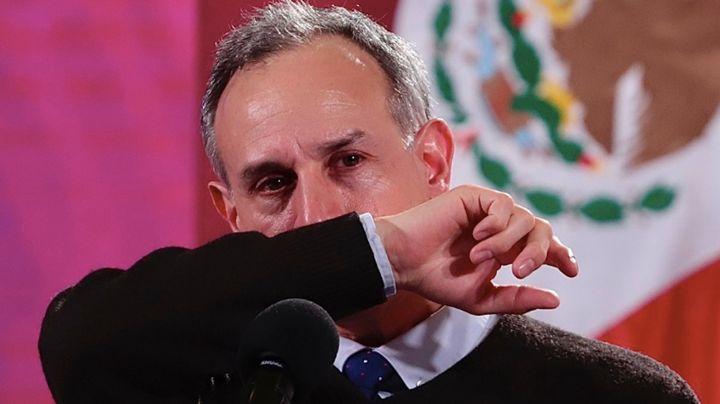 Alerta en Palacio Nacional: Tras contagio de Covid-19, Hugo López-Gatell recibe oxigenación