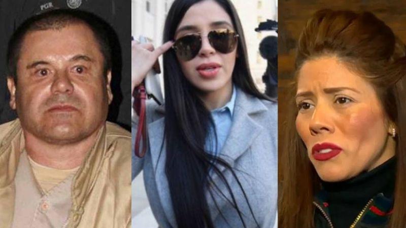Hija del 'Chapo' Guzmán da impactante noticia tras arresto de Emma Coronel