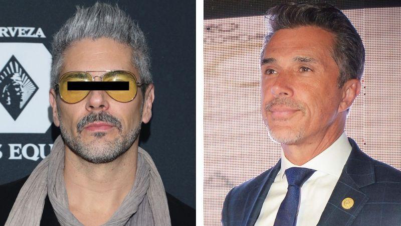 Ricardo Crespo: Sergio Mayer 'hundiría' a actor de Televisa acusado de violar a su hija
