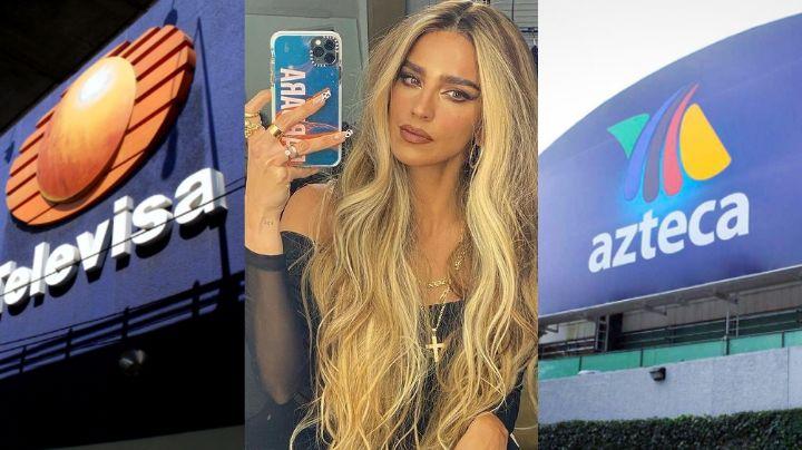 ¿Se va a Televisa? Bárbara de Regil se despide de TV Azteca y esta sería la razón