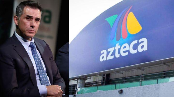 """Sergio Mayer arremete contra exactor de TV Azteca: """"Te desacreditas solo"""""""