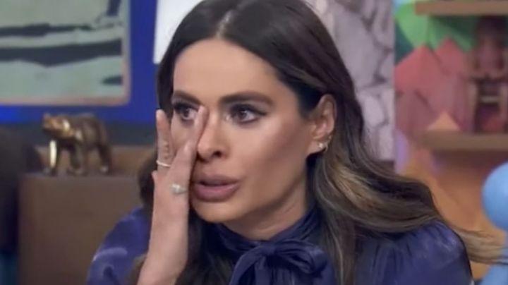 ¿Está grave? Conductora de Televisa hace oración por Galilea Montijo tras dar positivo a coronavirus
