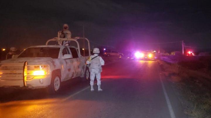 ¡Alarmante! Abandonan dos cadáveres en Empalme; los habrían acribillado a sangre fría