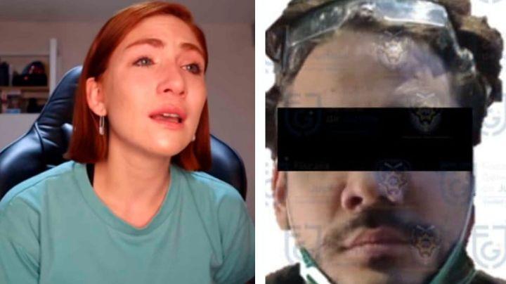 Fiscalía de CDMX arresta a Rix por presunto abuso sexual contra Nath Campos