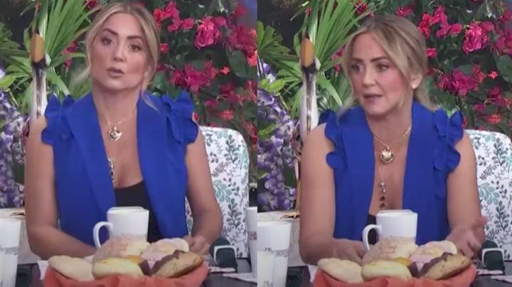 Andrea Legarreta revela en 'Hoy' el por qué incendiaron los hoteles de Roberto Palazuelos