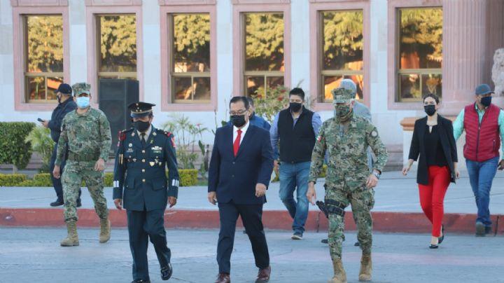 Con 50 terribles ejecuciones, Mariscal afirma que la violencia ha disminuido en Cajeme