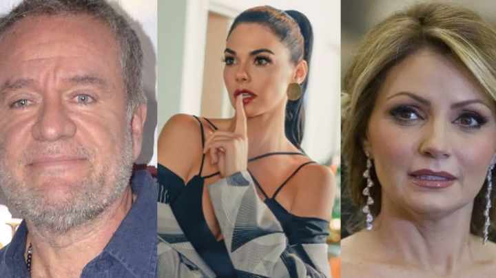 Tómala Angélica Rivera: Livia Brito regresó a Televisa ¿porque tiene algo con 'El Güero' Castro?