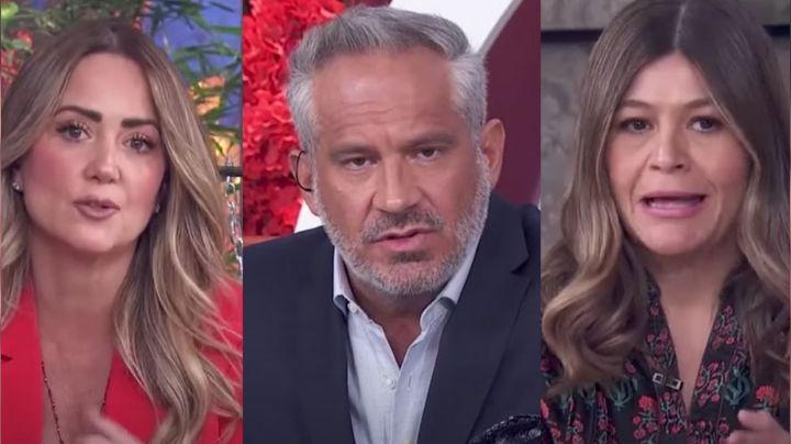 Polémica en Televisa: Tras arresto de Rix, conductores de 'Hoy' se vuelven la burla en Twitter