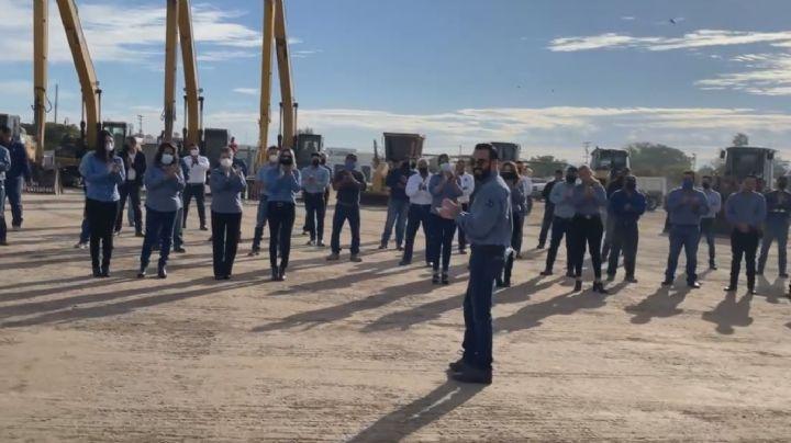 Distrito de Riego del Río Mayo 038 rinde su tercer informe de actividades