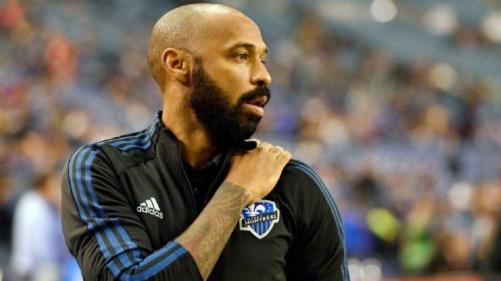 Thierry Henry toma por sorpresa al CF Montreal; renuncia al equipo de la MLS
