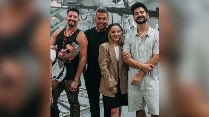 """Camilo hace esto con Mau Montaner y le advierte romance a Evaluna: """"Amiga date cuenta"""":"""