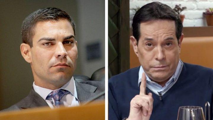 ¡Ahora sí! Pepillo Origel sería sancionado por su segunda vacuna, advierte alcalde de Miami